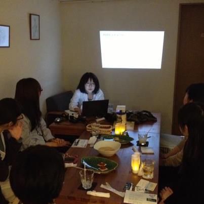 12/15(土)起業女子の月1meeting!!第3回の開催決定!~一年の振り返りをしませんか?~