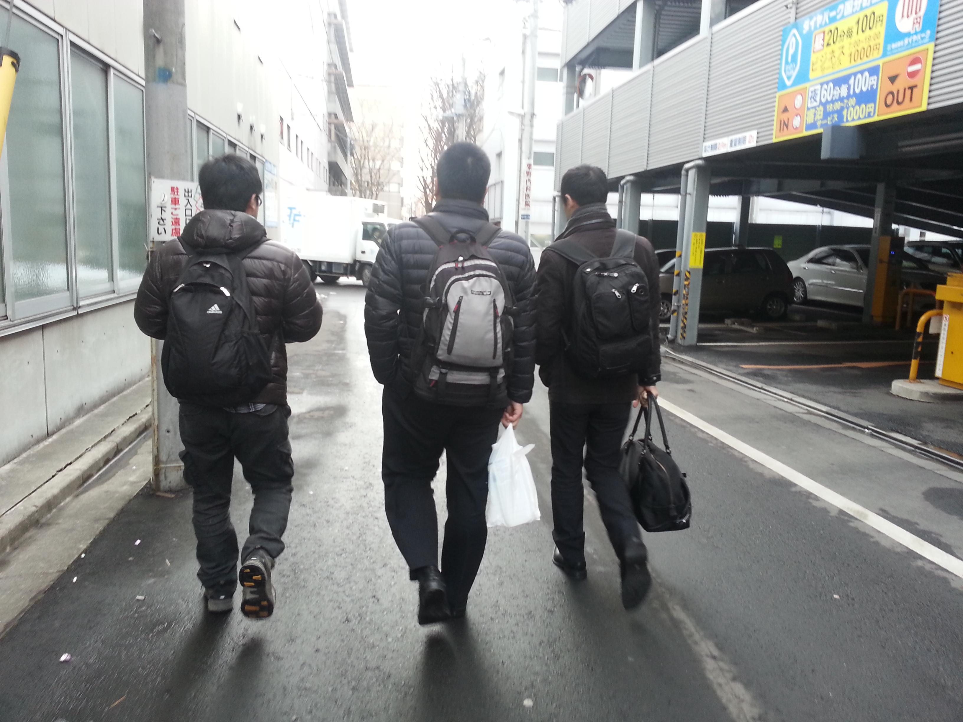 復興支援のためがんばる方のための相談会in仙台へ参加してきました。