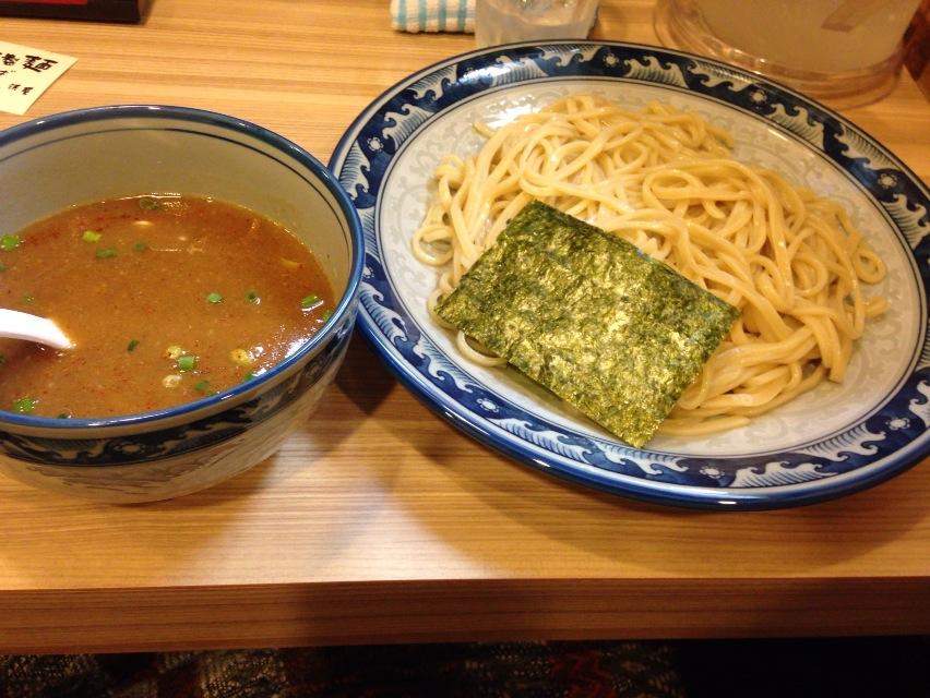 【西新井】特製自家製麺・つけそば・中華そば・こってり【浜屋】