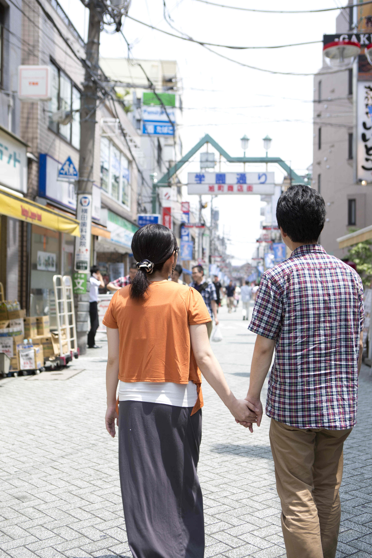 男女育児機会均等法をいち早く実践している夫婦の話