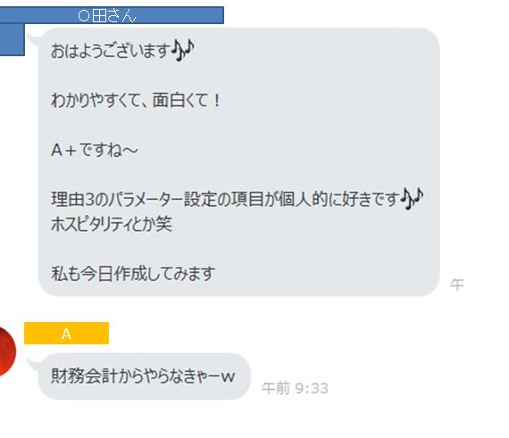 一家に一人いてほしい大学院のO田さん。